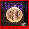 Im Freien hängende der Straßen-LED Kugel-Leuchte Eiszapfen-Zeichenkette-des Motiv-LED