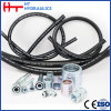 Manguito trenzado del metal flexible del acero inoxidable (JH-01)