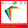 Auto-adesivos coloridos magnético flexível de borracha papel A4
