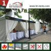 Fácil de instalar 3x3m Carpa Pagoda para eventos al aire libre