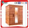 Sauna de vapor de moda de diseño nuevo sauna infrarrojo y sala combinada de vapor, sala de sauna
