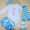 Bebé 2015 Clothes Cute Bodysuits 5PCS Cotton Long Sleeve Clothing Carters Infant Body Babysuit