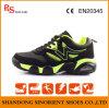 Голубые ботинки безопасности RS329 спорта PU кожаный