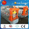 Le Purlin complètement automatique de la CZ laminent à froid former la machine pour des machines de matériau de construction