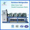 Unidades de condensación de Bitzer de la cámara fría