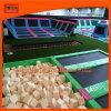 TUV aprovado Indoor Trampoline Arena