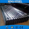 Galvanizzato coprendo lo zinco dello strato, zincare gli strati d'acciaio ondulati del tetto
