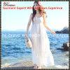 2016人の夏の高品質の女性のスラッシュの首のサスペンダー細い固体ボヘミアの偶然浜の服(SK1010)