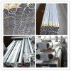 Verschillende Legering 6005, 6061, de Buis van het Metaal van de Legering van Aluminium 6063 voor Structuur, Decoratie