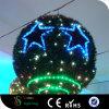 2017 Novo Natal Luzes da esfera espiral 3D