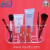 Organisateur/support de brosse cosmétiques acryliques