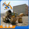 Nieuwe Voorwaarde 2cbm de Vrachtwagen van de Mixer met Lader en Gewichtsstelsel