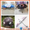 guarda-chuva de praia feito sob encomenda da impressão 48 para a promoção e o anúncio