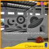 Neuer Entwurfs-aufblasbarer Planeten-Schwarzweiss-Prahler für Verkauf (AQ02397)
