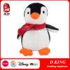 Jouets mous de pingouin de peluches faites sur commande de peluche comme cadeaux de Noël