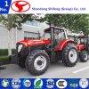 Les machines agricoles les tracteurs à roues 160HP pour la vente/piste de travail/tracteur à roues du tracteur tracteur agricole tracteur à roues 4RM//marche du tracteur/de marcher le tracteur