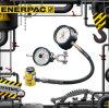 Medidor de tensión de Enerpac y celdas de carga Lh-102 TM-5