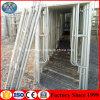 Aufbau-im Freien galvanisiertes Primärstruktur-kombiniertes Baugerüst