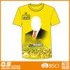 Maglietta più poco costosa personalizzata promozionale di stampa di Digitahi di elezione