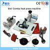 工場販売の1のコンボの熱の出版物機械6