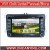 Spezieller Auto-DVD-Spieler für VW-Golf/Jetta/Passat/Bora mit GPS, Bluetooth. (AD-6592)
