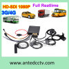 4CH SD Card Vehicle Blackbox Mobile DVR com WiFi GPS 4G 3G Mobile View remoto