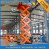 Im Freienhydraulische Scissor Ladung-Aufzug-Höhenruder für Lager