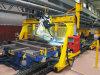 Stand Robot-Facilité pour des fonds de voiture de gondole Assemblée et soudure