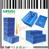 Tote pieghevole di plastica di immagazzinamento in il recipiente di plastica della casella di memoria