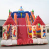 Party (CYSL-565)のための歓迎されたClown Inflatable Slide