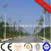 10W 20W 30W 40W 80W magnétique Induction Solar Power Rue Light Energy Pole LED Garden Light Outdoor