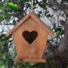 Handmade di legno Bird House, Bird Cage da vendere