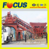 Yhzs75 75m3/H Mobile Concrete Mixing Plant