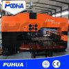 Специальная тяжелая толщиная машина CNC стальной плиты гидровлическая пробивая