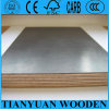 Encofrado de madera contrachapada de cara antideslizamiento para materiales de construcción Precio