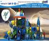 Recurso de foguetes Escola Multifuncional equipamentos de playground Hf-13301