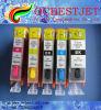 Cartouche d'encre rechargeables pour Canon Pixma Mg imprimante5240/5140/6140/8140