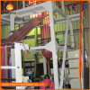 Máquina que sopla de la película rayada doble del color (CE)