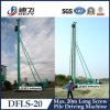 Dfls-20 droeg de Machine van de Stapel/Stapel die de Machines van de Bouw drijven Machine/Foundation