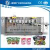 De horizontale Detergent Vloeibare het Vullen van de Zak Machine van de Verpakking