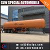Bom Semitrailer do tanque do transporte do gás das vendas 56cbm 28t LPG