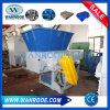 Trinciatrice di riciclaggio di plastica della singola asta cilindrica per i grumi duri di legno