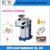 260W de Machine van het Lassen van de Vlek van de Juwelen van de Laser van YAG