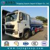Caminhão de tanque do petróleo do caminhão de tanque 28m3 do petróleo de HOWO T5g para a venda