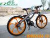 Stadt-Entwurfs-elektrisches Fahrrad mit dem 26 Zoll-Gummireifen von China