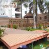 Decking impermeabile di legno composito della piscina della piattaforma di WPC per la pavimentazione di legno