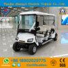 Торговая марка Zhongyi классический 6-местный автомобиль с сертификат CE электрического поля для гольфа