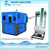 Coup d'injection de bouteilles d'animal familier d'animal familier automatique/machine en plastique de soufflage de corps creux