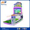 小型ゴルフ子供のスポーツの親子供の相互作用の硬貨によって作動させるゲーム・マシン