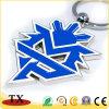 Metal bonito Keychain do efeito da coloração para relativo à promoção
